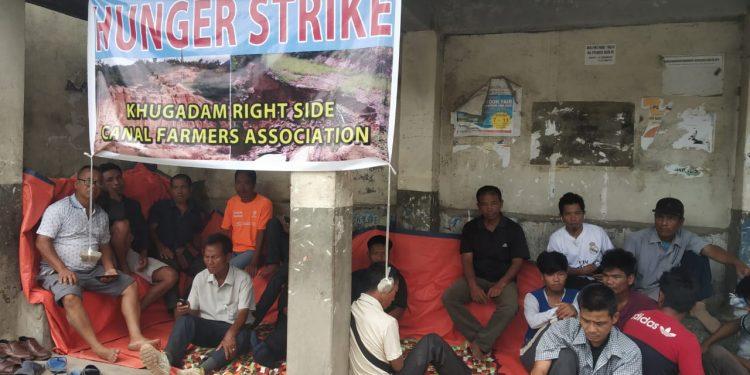 manipur farmers strike