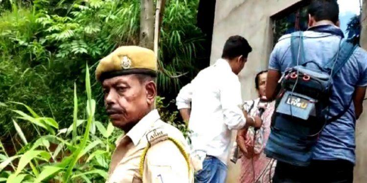 panjabari murder