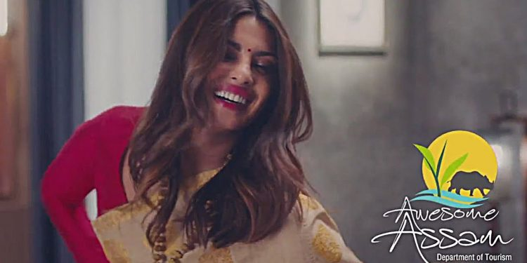 Priyanka Chopra no more Awesome Assam brand ambassador 1