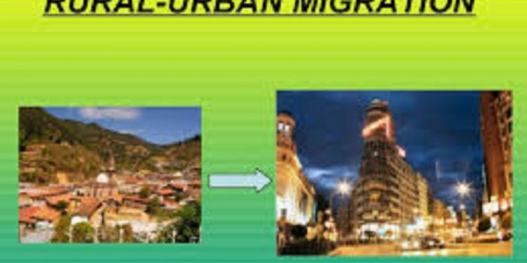rural-urban migration