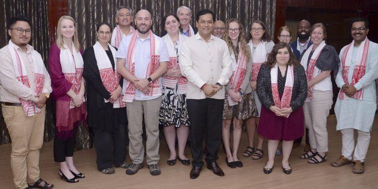 us fellowship delegation