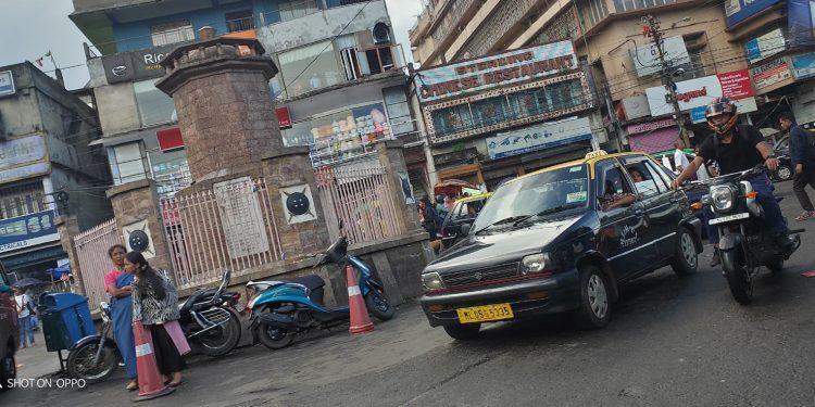 Shillong taxi