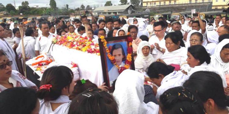 Babysana death in Manipur