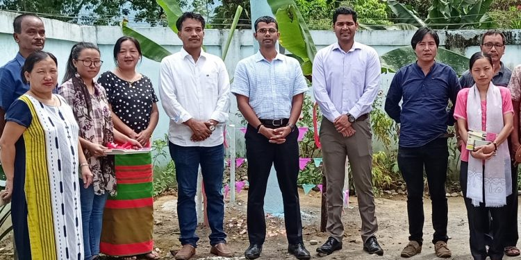 Automatic Weather Station installed in Arunachal's Aalo 1