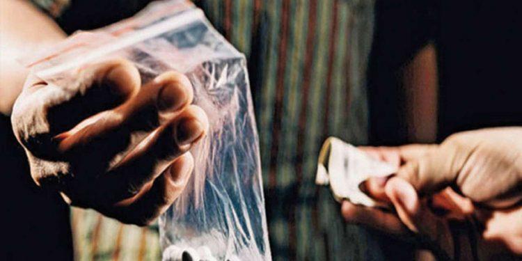 Drugs peddler arrested