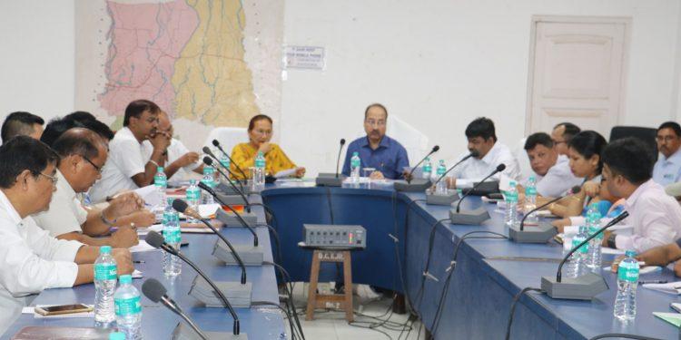 Korajhar flood reviewed by Pramila Rani Brahma