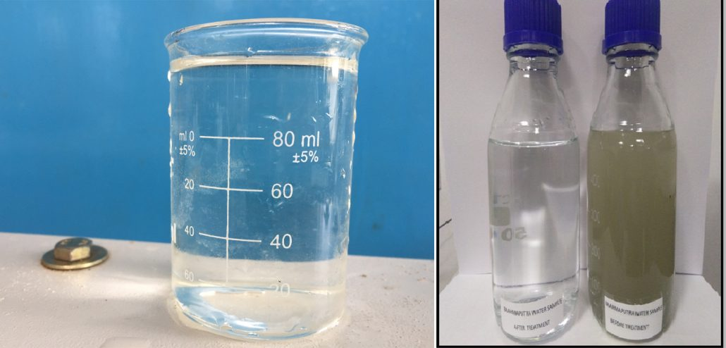 Assamese entrepreneur develops technology to remove fluoride and arsenic contamination 4