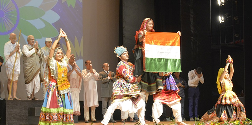 Play on Sardar Patel enthralls all in Arunachal Pradesh 1
