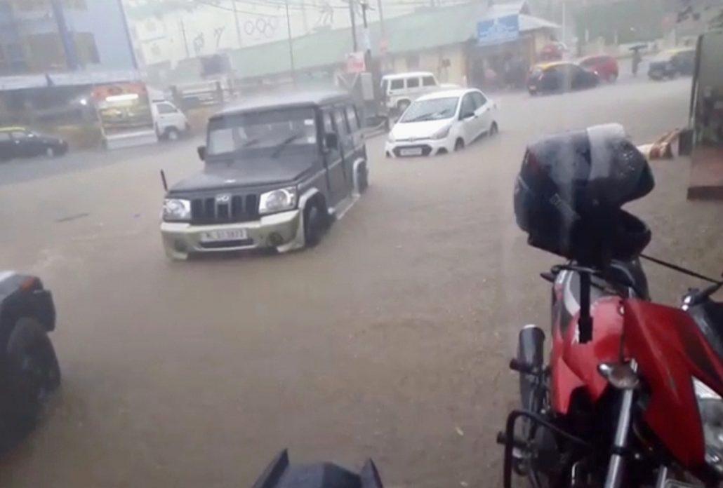 Shillong flood