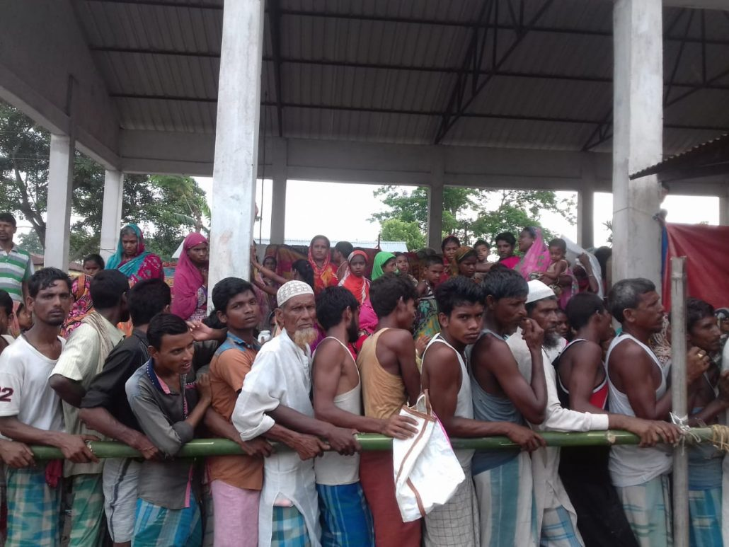 Assam: Aid for Morigaon's flood victims comes flying from Ranchi 3