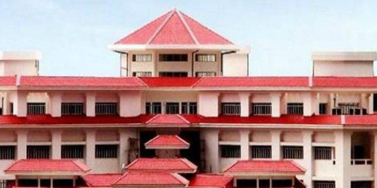 Tripura HC building