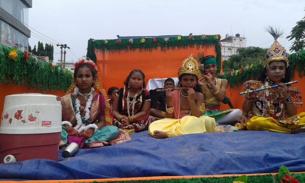 Assam: Janmasthami celebrated with religious fervour in Hojai 1