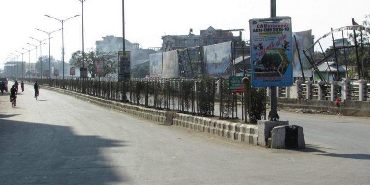 Strike in Manipur