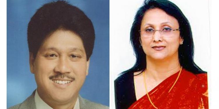 Bharat Narah & Ranee Narah