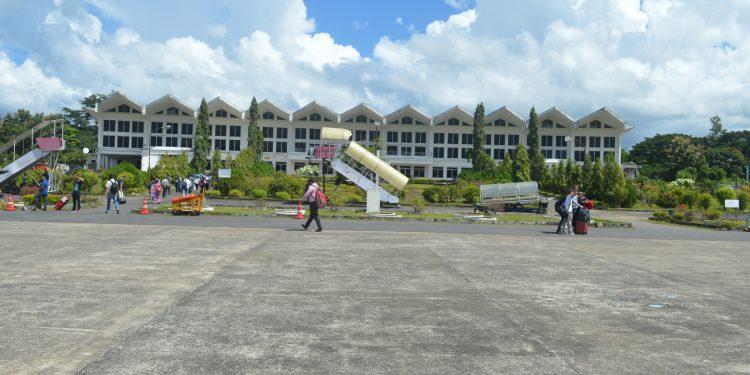 Lengpui Airport. (File image)