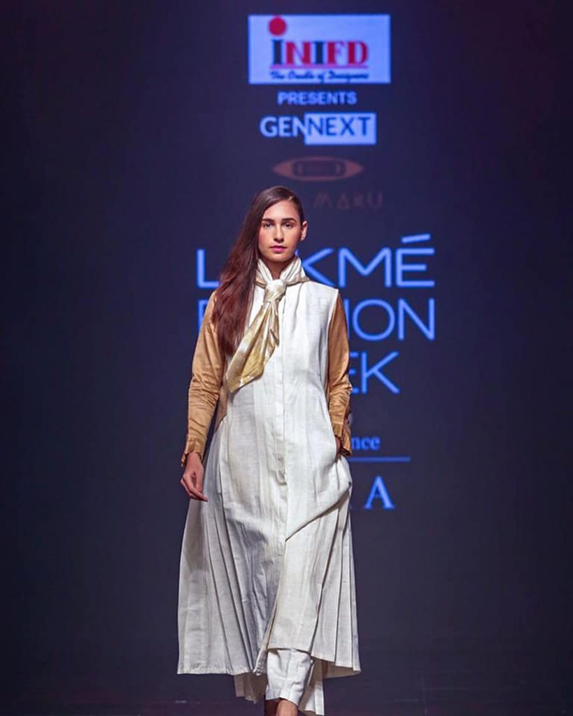 Assam fashion designer shines at Lakme Fashion Week 2019 1