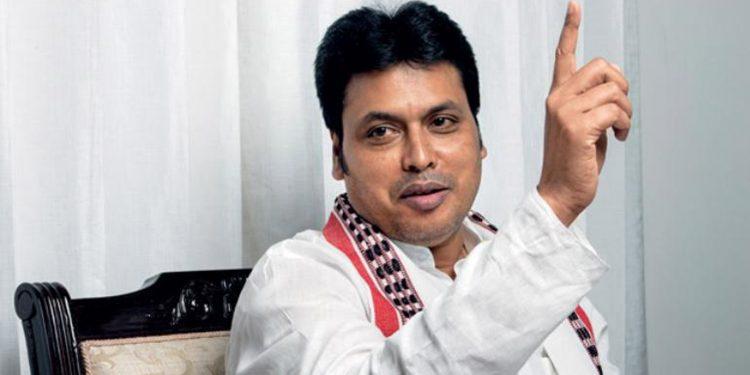 Tripura CM praises scrapping of Article 370
