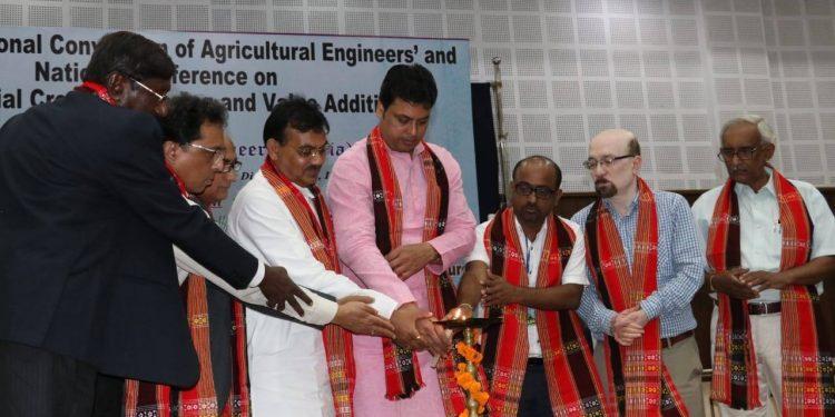 Tripura government focus on agro-economy and tourism 1