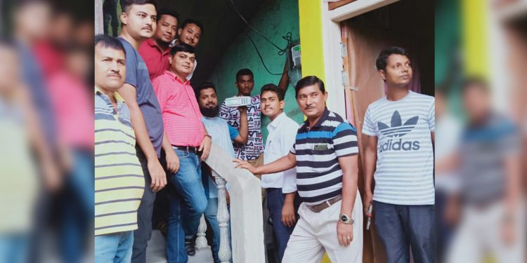 Launching of pre-paid electric meters in Goalpara. Image: Northeast Now