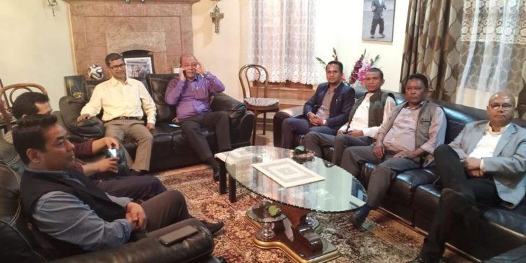 UDP leaders
