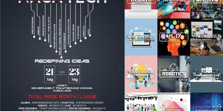 Poster of Tech Fest 2019
