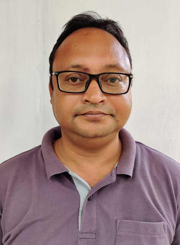 Aniruddha Laskar