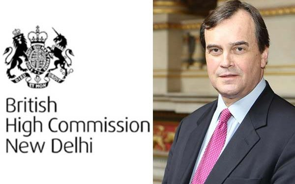 Would you like to be British High Commissioner to India for a day? 1