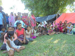 Assam: Erosion turns grim in Dhemaji; 30 families rendered homeless 1