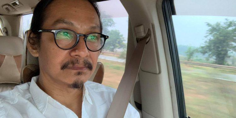 Filmmaker Min Htin Ko Ko Gyi