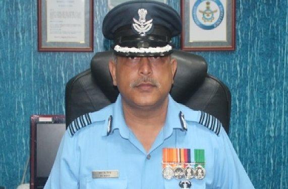 Group Captain R K Misra