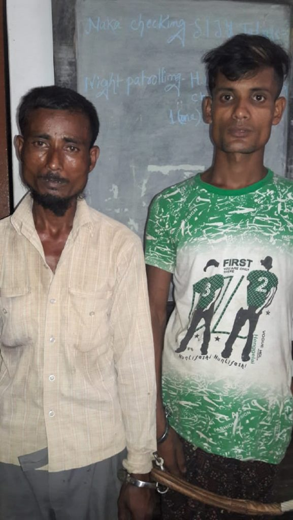 Assam: Cattle lifters arrested in Hailakandi 1