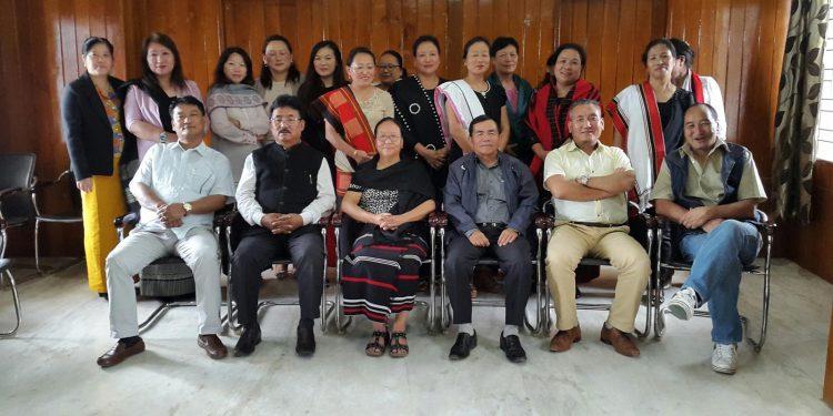 Naga Hoho and Naga Mothers Association