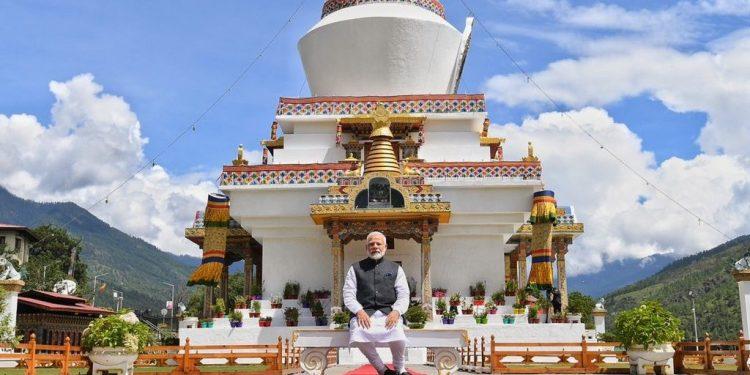Modi concludes two-day Bhutan visit 1