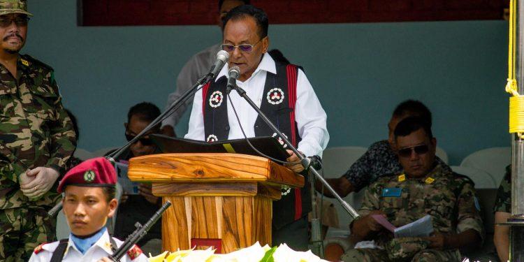 NSCN (IM) chairman Q. Tuccu