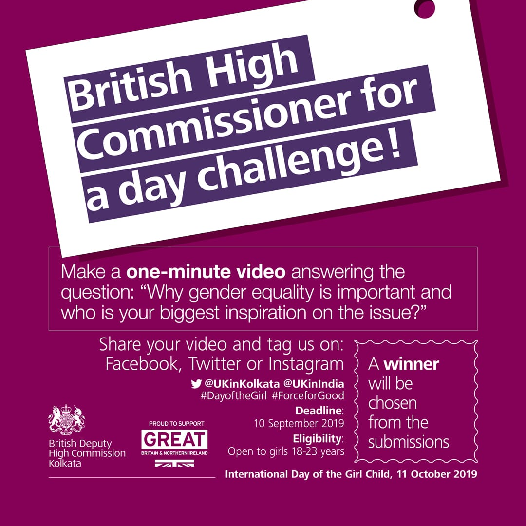 Would you like to be British High Commissioner to India for a day? 5