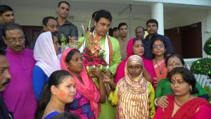Triple talaq victims rally in Agartala; meet Tripura CM to thank Modi 1