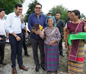 Arunachal deputy CM visits Wakro; thrust on infrastructure development 1