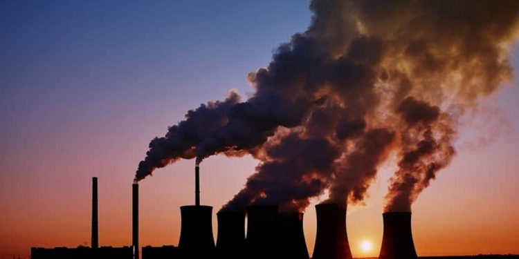 Industry or manufacturing contributes most emissions