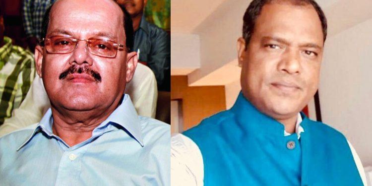 Gautam Roy and Santiuse Kujur