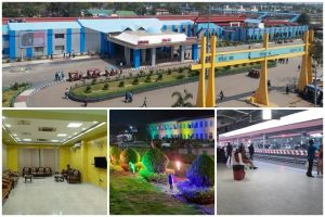 Rangiya junction station in Assam gets a new look 1