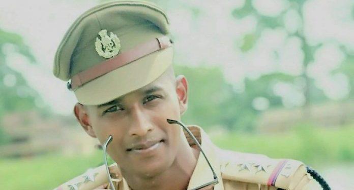 Assam police SI Nipan Nath