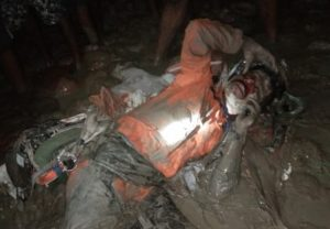 Assam: Crashed Sukhoi pilots safe; undergoing treatment 1