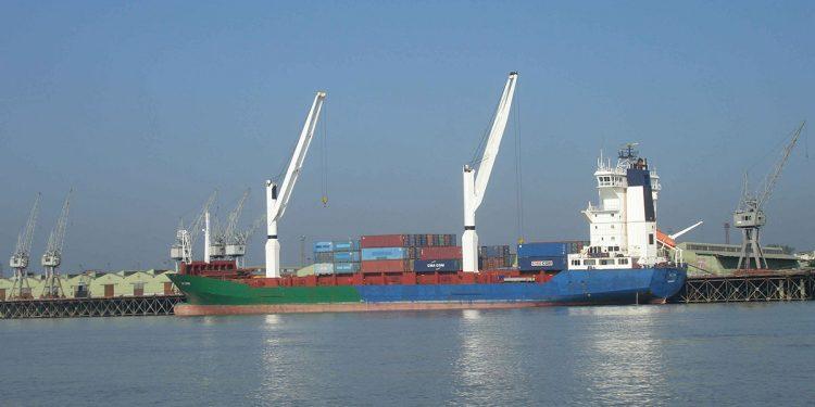 Mongla sea port