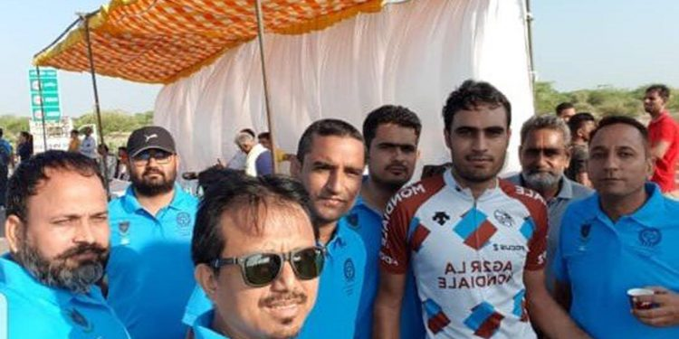 57th All India Cycling Championship