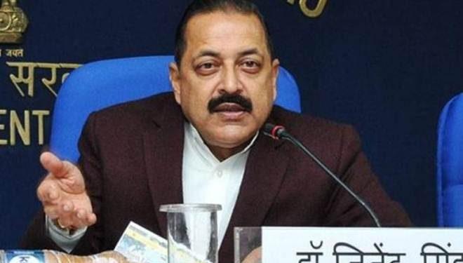 DoNER minister Jitendra Singh (File image)