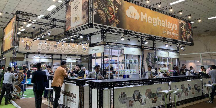 Paswan inaugurates Meghalaya Pavilion at SIAL India food show 1