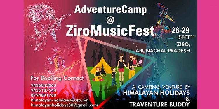 Ziro Festival of Music 2019