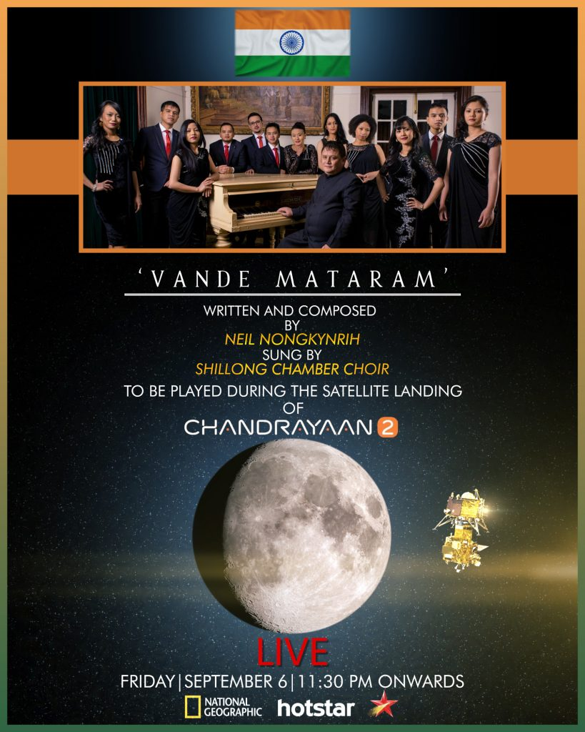 Shillong Chamber Choir to add colour to Chandrayaan-2 moon landing 1