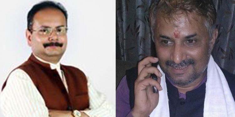 Jitu Goswami and Raj Kumar Sharma