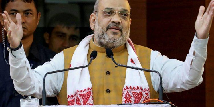File image of Amit Shah